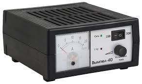 Зарядно-предпусковое <b>устройство Вымпел 40</b> купить недорого в ...
