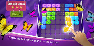 Block Puzzle - <b>Beautiful Butterfly</b>; Mission - Apps on Google Play