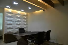 a office room interior design by zero inch interiors awesome modern office interior design