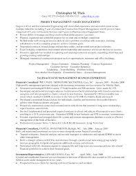 project manager resume skills resume badak construction project manager resume skills