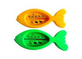 <b>Термометр</b> для воды Бусинка <b>Рыбка</b> - Акушерство.Ru