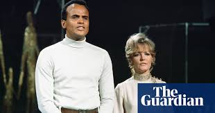 How Petula Clark and <b>Harry Belafonte</b> fought racism arm in arm ...
