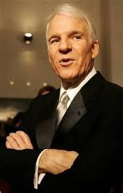Steve Martin, anche negli anni di grande successo come attore non ha mai smesso la sua ... - steve-martin-in-tux
