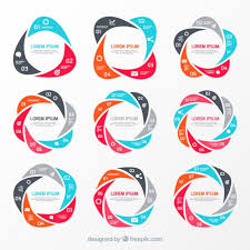 circle diagram vectors  photos and psd files   free downloadcircular charts infographic