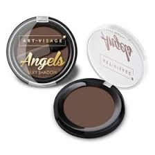 <b>Тени для век Art</b>-Visage Angels, тон 02 коричневый (5385167 ...
