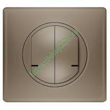 Купить Умный беспроводной <b>выключатель 2-клавишный Legrand</b> ...