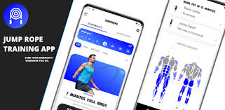 Приложения в Google Play – Jump <b>Rope</b> Training App