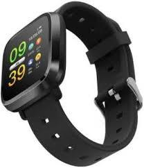 Spolonix <b>M5 Smartwatch</b> (Black Strap, NA)