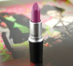 <b>MAC</b> Cosmetics <b>Men Love Mystery</b> matte lipstick review – Swatch ...