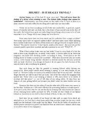 essay on helmet equestrianism helmet