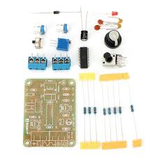 DC12V <b>ICL8038 Monolithic Function Signal</b> Generator Module DIY ...