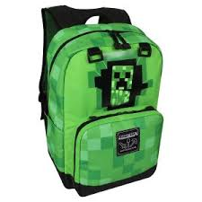 <b>Рюкзак Майнкрафт</b> - <b>Minecraft</b> Creepy <b>Creeper</b> Kids <b>Backpack</b> ...
