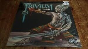 <b>Trivium</b> ‎– The <b>Crusade 2</b> × Vinyl LP Album Roadrunner ‎– RR 8059 ...