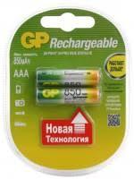 <b>GP</b> Rechargeable 2xAAA <b>850</b> mAh – купить <b>аккумулятор</b> ...