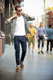 <b>Men's Casual Fashion</b> Style