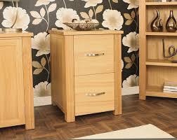 aston solid oak two drawer filing cabinet baumhaus aston solid oak