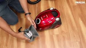 Inalsa Spruce 1200Watt <b>Vacuum Cleaner</b> - YouTube