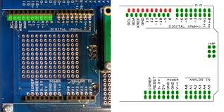 <b>Prototyping</b> your own <b>shields</b> with 2.54 pitch <b>PCB</b> breadboards ...