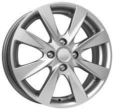 Алюминиевые литые диски K&K КС581 (15'') — Hyundai <b>Solaris</b> ...