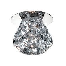 Декоративный <b>встраиваемый светильник Novotech Crystal</b> 369673