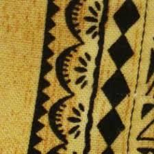 Black Golden Cream <b>Yellow African</b> Print Guitar Strap <b>Geometric</b> ...