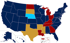 same sex marriages   all sides to the issuemap of u s    ssm status