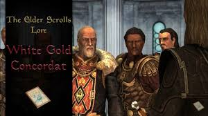 <b>White Gold</b> Concordat Analysed - The Elder Scrolls Lore - YouTube