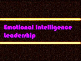 emotional intelligence is critical to good leadership emotional intelligence leadership image by intelligenthq