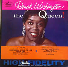 <b>Dinah Washington - The</b> Queen (1959, Vinyl) | Discogs
