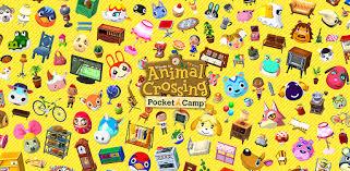 Приложения в Google Play – <b>Animal Crossing</b>: Pocket Camp