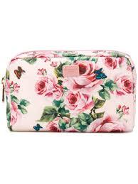 <b>Косметичка с принтом</b> роз Dolce & Gabbana CL000018638694 ...