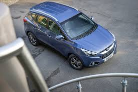 new car releases 2013 ukUpdated Hyundai ix35 Arrives from 16995 for UK Buyers  The