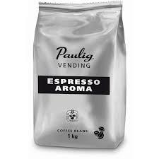 <b>Кофе</b> в зернах <b>Paulig Vending Espresso</b> Aroma 1 кг — цена ...