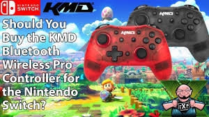 Should You Buy the KMD <b>Wireless Bluetooth Pro Controller</b> for the ...