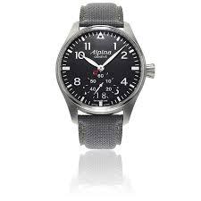 Купить <b>часы Alpina</b> Startimer Pilot Big Date <b>AL</b>-<b>280B4S6</b> за 56 395 ...