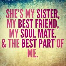 Sister Love Quotes on Pinterest | Sister Poems, Sister Quotes and ... via Relatably.com