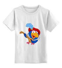 Детская <b>футболка классическая</b> унисекс Смешарики #1789163 ...