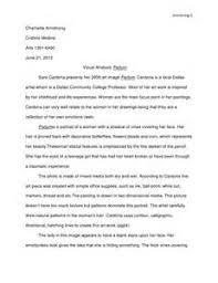 How To Write A Literary Criticism Essay  Write A Literary