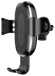 <b>Держатель</b> с беспроводной зарядкой <b>Baseus Wireless Charger</b> ...
