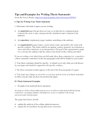 resume examples a good thesis statement for bullying example of a resume examples resume examples examples of a good thesis statement for persuasive a