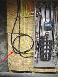 home main breaker wiring car wiring diagram download cancross co Breaker Panel Wiring Diagram how to install a 50 amp 2 pole circuit breaker to power a sub home main breaker wiring main circuit breaker panel with cover removed and wire for future sub circuit breaker panel wiring diagram