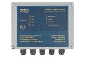 Купить Система <b>бесхлорной дезинфекции</b> Акон SilverPRO LIGHT ...
