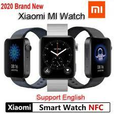 <b>2020 New Xiaomi MI</b> Smart Watch GPS NFC <b>Bluetooth</b> Heart Rate ...