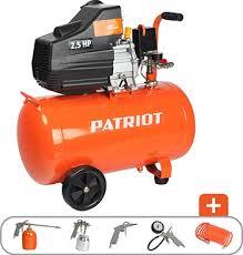 <b>Компрессор Patriot EURO</b> 50-260 K + набор пневиоинструмента ...