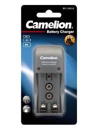 Зарядное устройство для <b>аккумуляторов</b> АА, ААА 2 шт. <b>Camelion</b> ...
