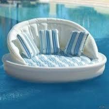 <b>Надувной</b> диван для плавания <b>надувной</b> диван, креатив, плавание