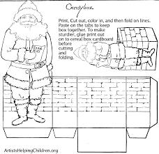 box christmas gift box template christmas gift box template medium size