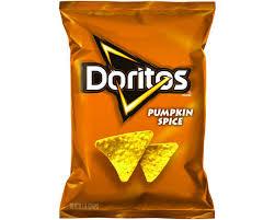 Pumpkin Spice Doritos