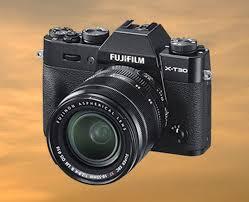 Обзор и тест беззеркальной камеры Fujifilm X-T30