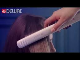 <b>Щипцы для выпрямления волос</b> EXCEPTION DEWAL - YouTube